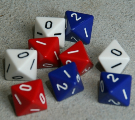 ubiquity dice